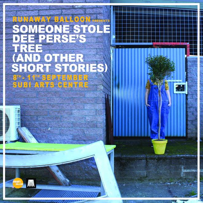 Someone Stole Dee Perse's Tree (and other short stories)