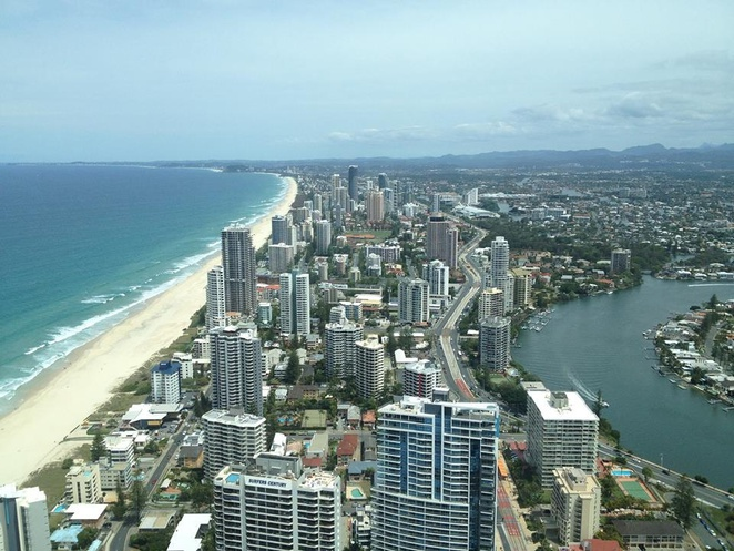 Surfers Paradise,Gold Coast,Q1,Q deck,Penthouse
