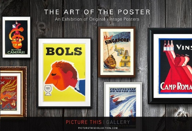 the art of the poster at ion art gallery