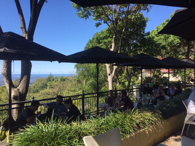 The Edge Restaurant, Montville, views of the Sunshine Coast, delicious menus, extraordinary sweets menu, excellent service, ambience, gift cards