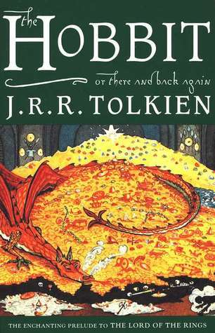 The Hobbit, Tolkien, books about dragons, fantasy novels