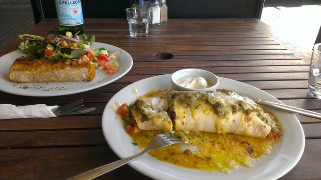 The Lillipad Cafe Cairns, Grafton Street, Cairns, Far North Queensland, best cafe in Cairns,