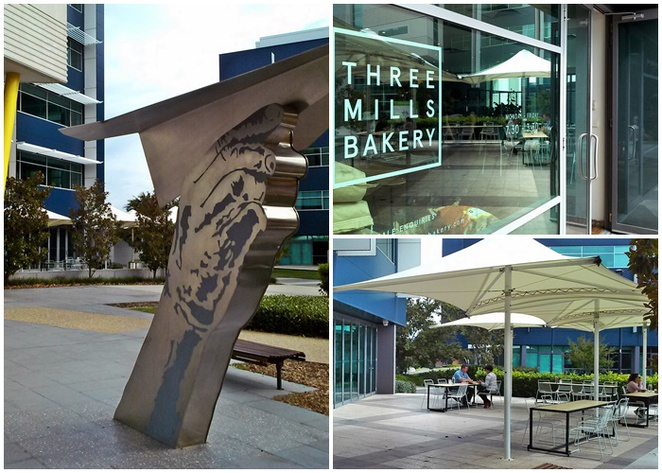 three mills bakery, majura park, canberra, bread, sourdough, pastries, ACT, coffee, cafes,