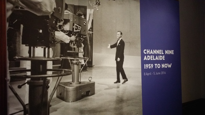 TV Exhibition State Library SA