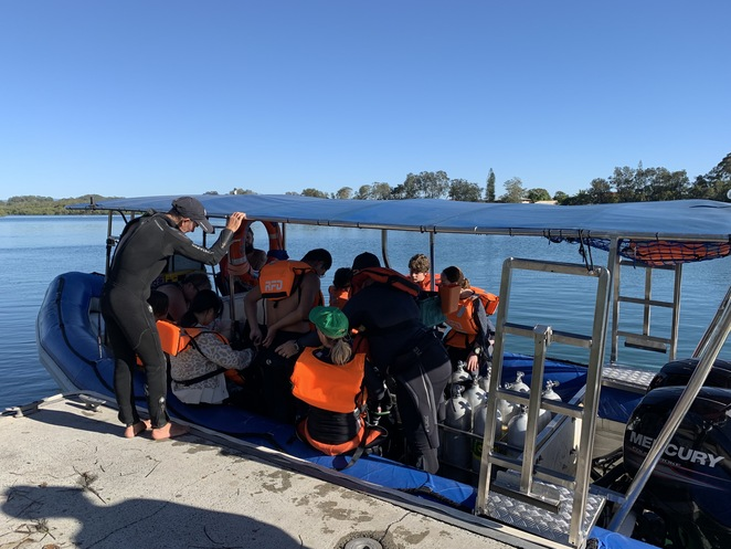 Tweed Sea Sports Scuba Diving Centre Gold Coast, Cook Island Aquatic Reserve, Peter Comerford and Liat, free diving, snorkeling, scuba diving overseas, turtles, Grey Nurse Sharks, Free dive