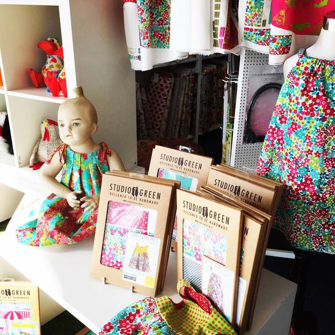 Voodoo Rabbit, Fabric, Material, Sewing, Quilting, Workshops, Classes, Annerley