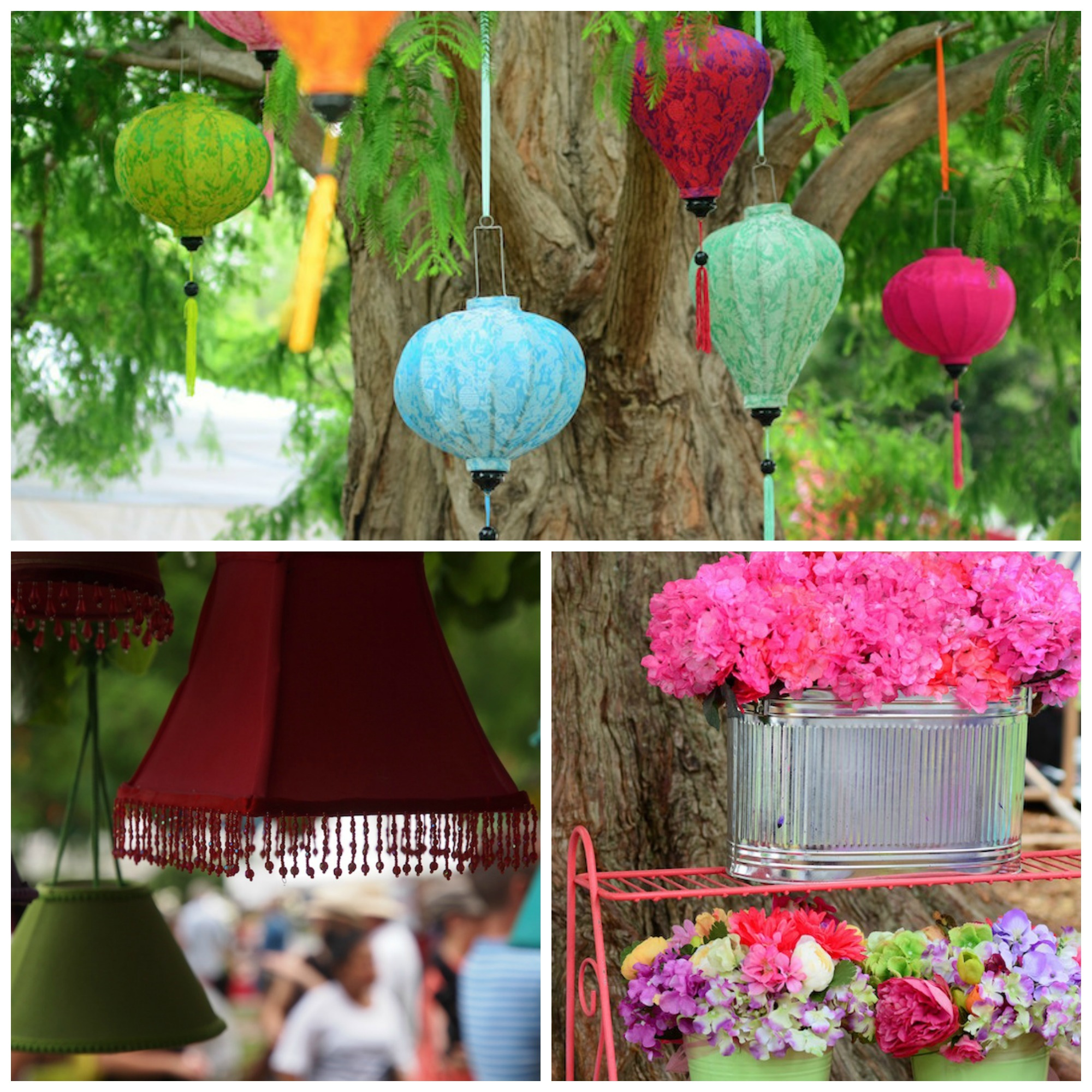 Wahroonga food and wine festival 2017 sydney for Funky garden accessories