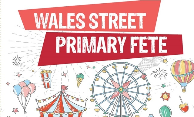 Wales,Street,Primary,Fete