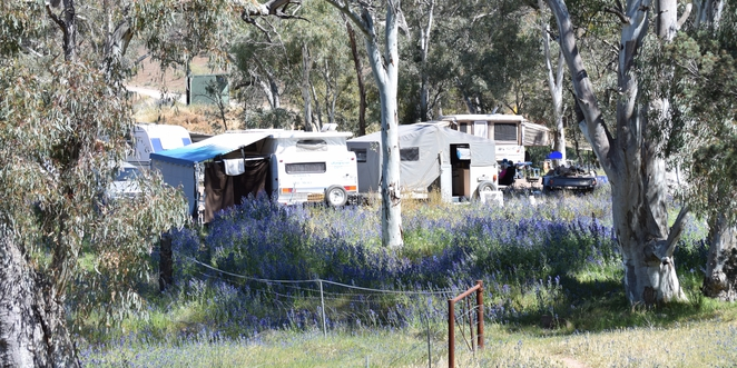 Warren Gorge Campground