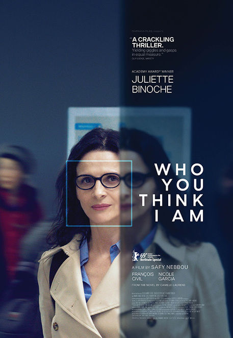 Who you think I am, Juliette Binoche, French Film