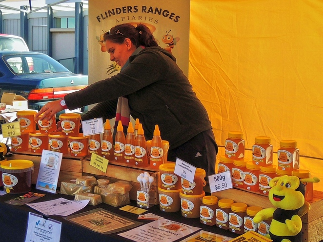 wild at hart, farmers market, fruit and vegetables, activities for kids, market stalls, harts mill, harts mill playground, port adelaide attractions, port adelaide markets, organic honey