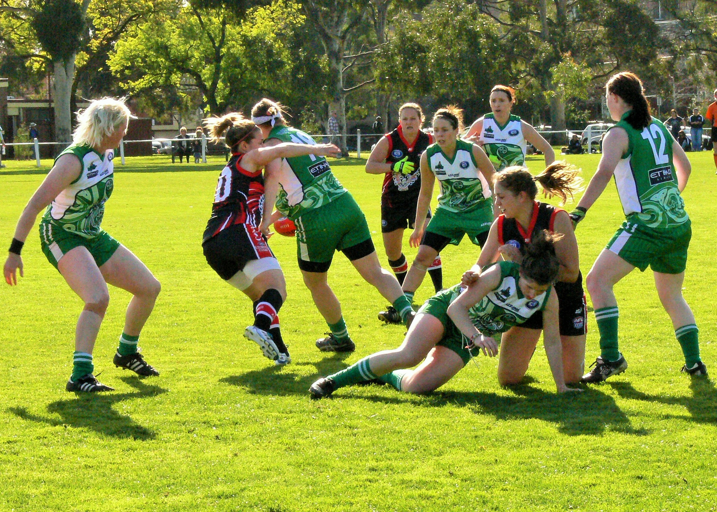Afl Women S League Seeks Girls To Be Aussie Rules Stars