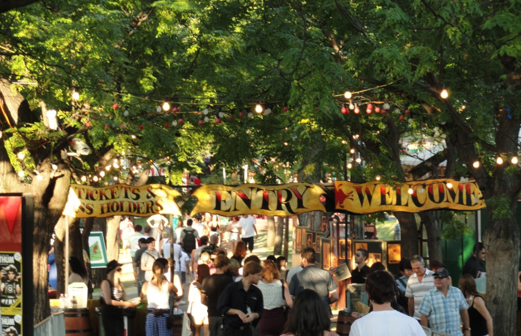 The Garden Of Unearthly Delights 2014 Adelaide