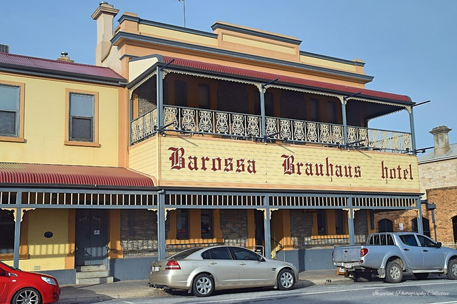 Angaston, George Angas, Angas Town, Brauhaus, Angaston Hotel, Blond Coffee, Laucke Mill