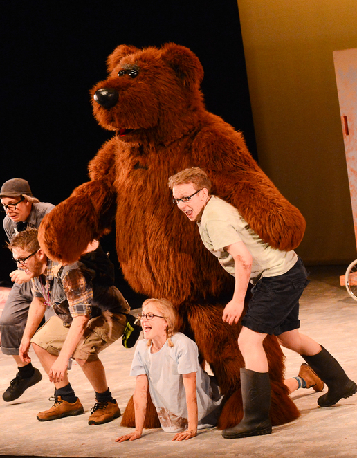 We Re Going On A Bear Hunt At Frankston Arts Centre