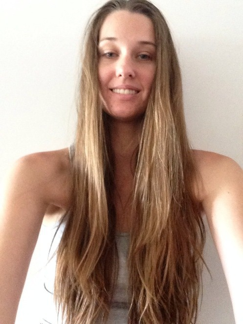 Pantene Beautiful Lengths Carly Ogborne