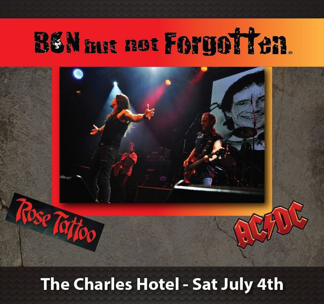 Bon Scott, AC/DC, Rose Tattoo, Angry Anderson, The Angeles, rock, Charles Hotel,