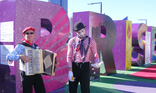 Brisbane gets its French on for the Le Festival
