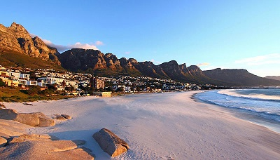 Camps Bay, beach