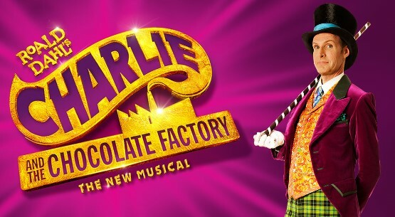 Charlie Chocolate Factory Sydney Capitol Theatre