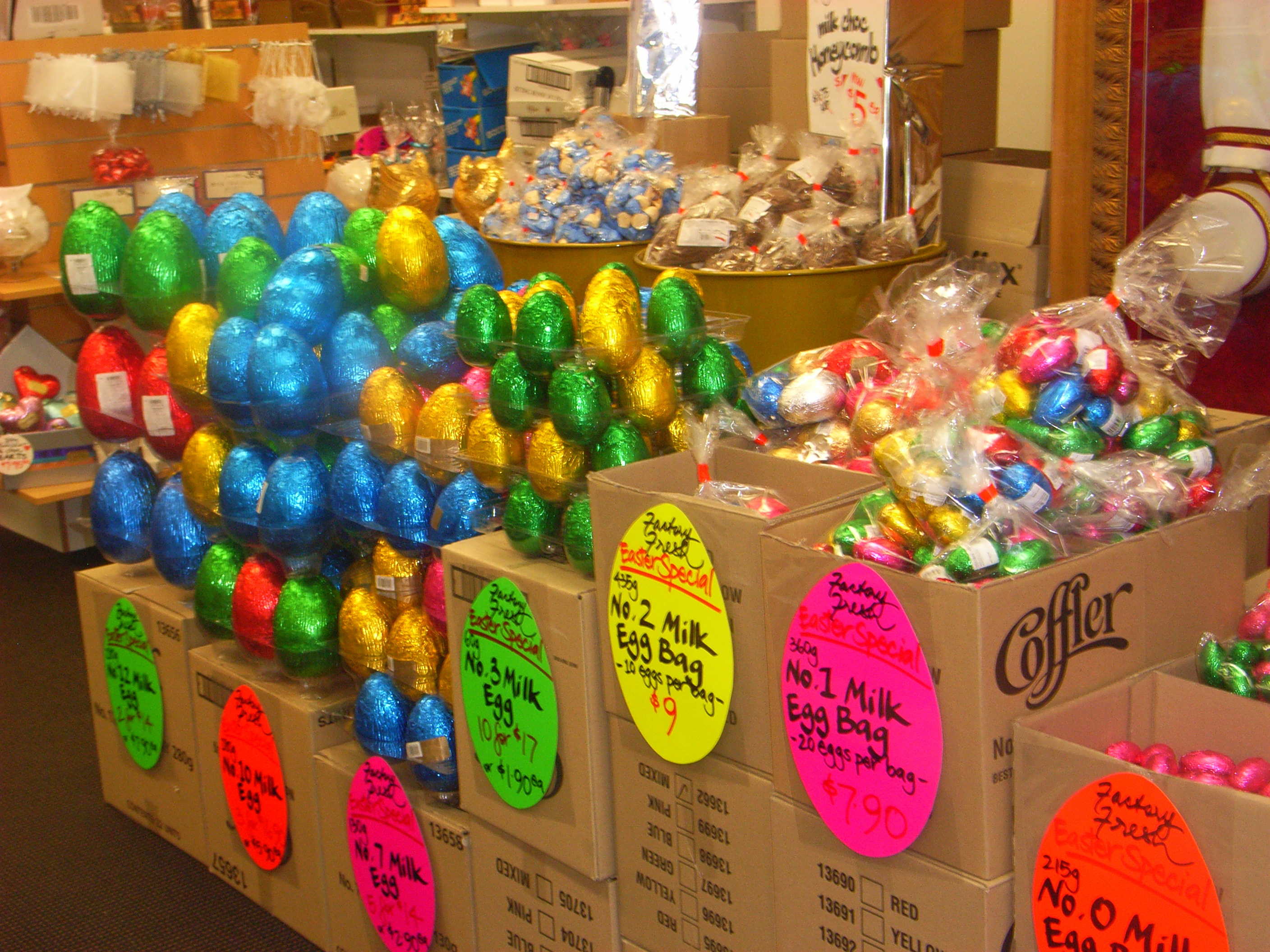 Melbournes cheapest easter eggs melbourne cheap easter chocolate melbourne negle Image collections