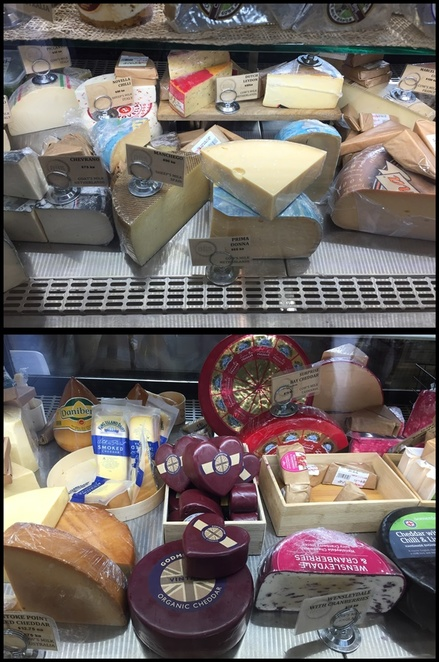 cheeses,galore