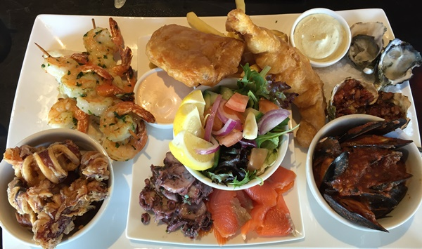 Coventry,seafood,seafood,platter,for,two