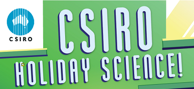 CSIRO Double Helix Club Science Holiday program