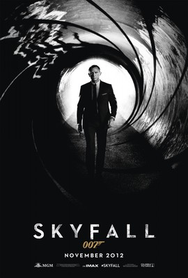 Skyfall - Celebrating the 50th Anniversary of James Bond on film
