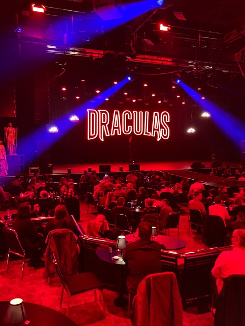 dracula's resurrection tour 2021, community event, fun things to do, the palms at crown, crown casino, cabaret, burlesque, comedy, theatre, rock show