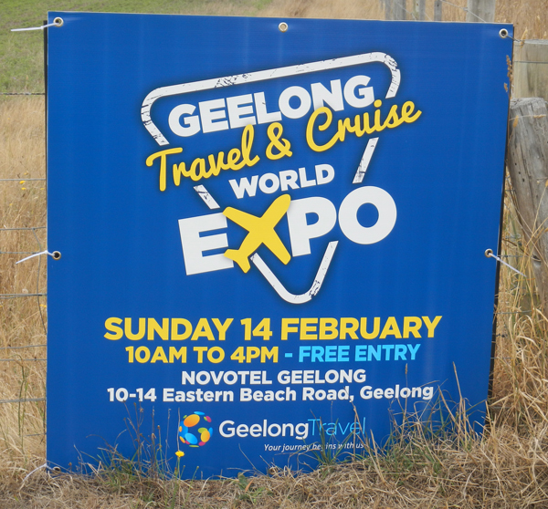 Geelong Travel & Cruise World Expo 2016