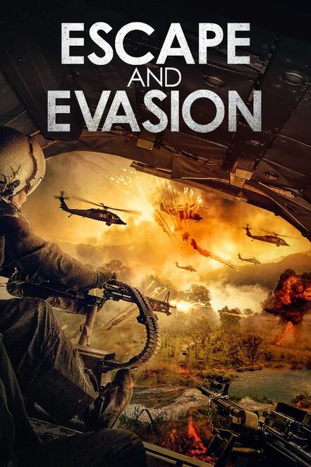 Escape and evasion, movie release September 2020,