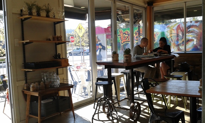 Fox and Bow cafe, Farrer, Woden, best cafes in canberra, ACT
