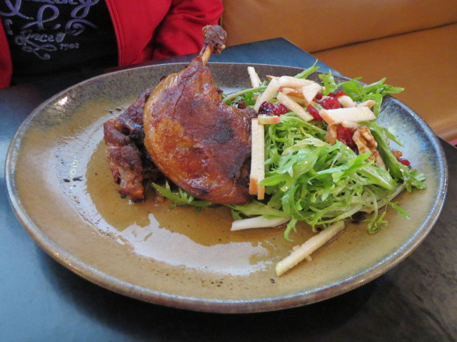 Franklin Hotel, Twice Cooked Duck, Adelaide