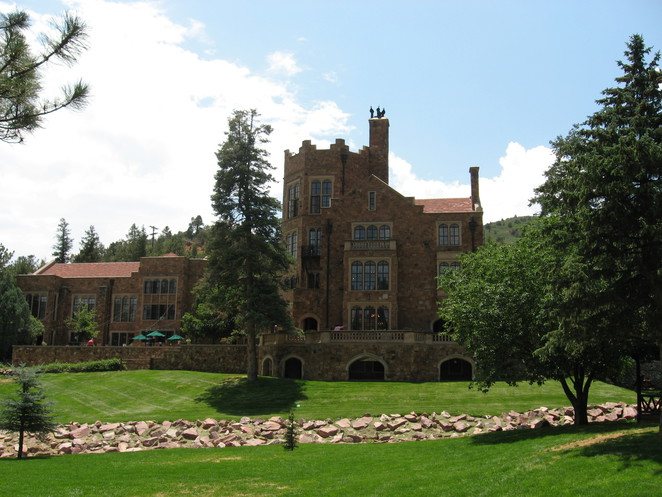 Afternoon Tea Glen Eyrie Castle Colorado Springs