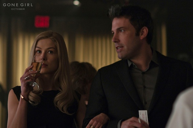 gone girl ben affleck rosamund pike