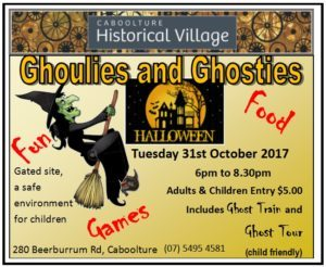 halloween, Caboolture historical village, ghouls, ghosts,
