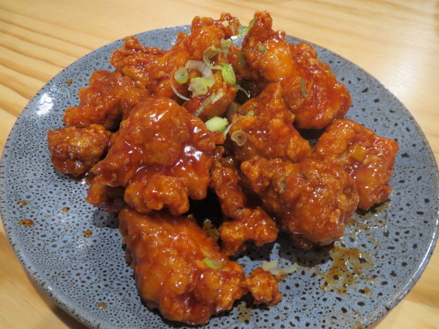 Han Cook, Welland, Sweet & Spicy Deep Fried Chicken, Adelaide