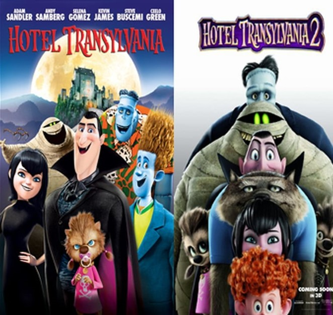 Hotel Transylvania Halloween Kids Movie