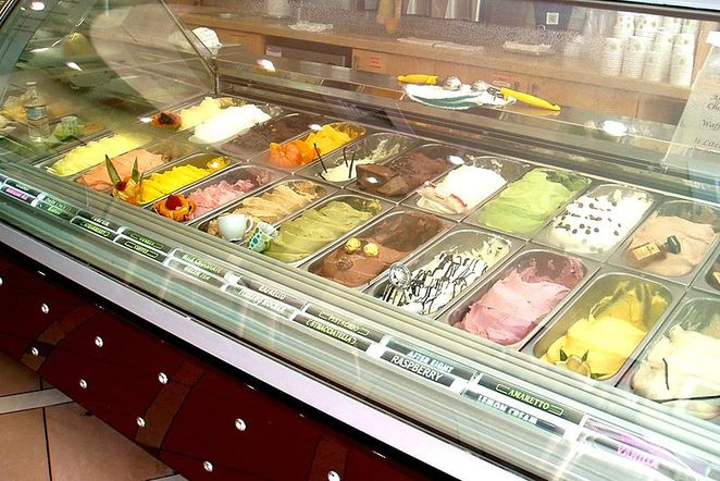 how to tell a good and bad gelato, gelato
