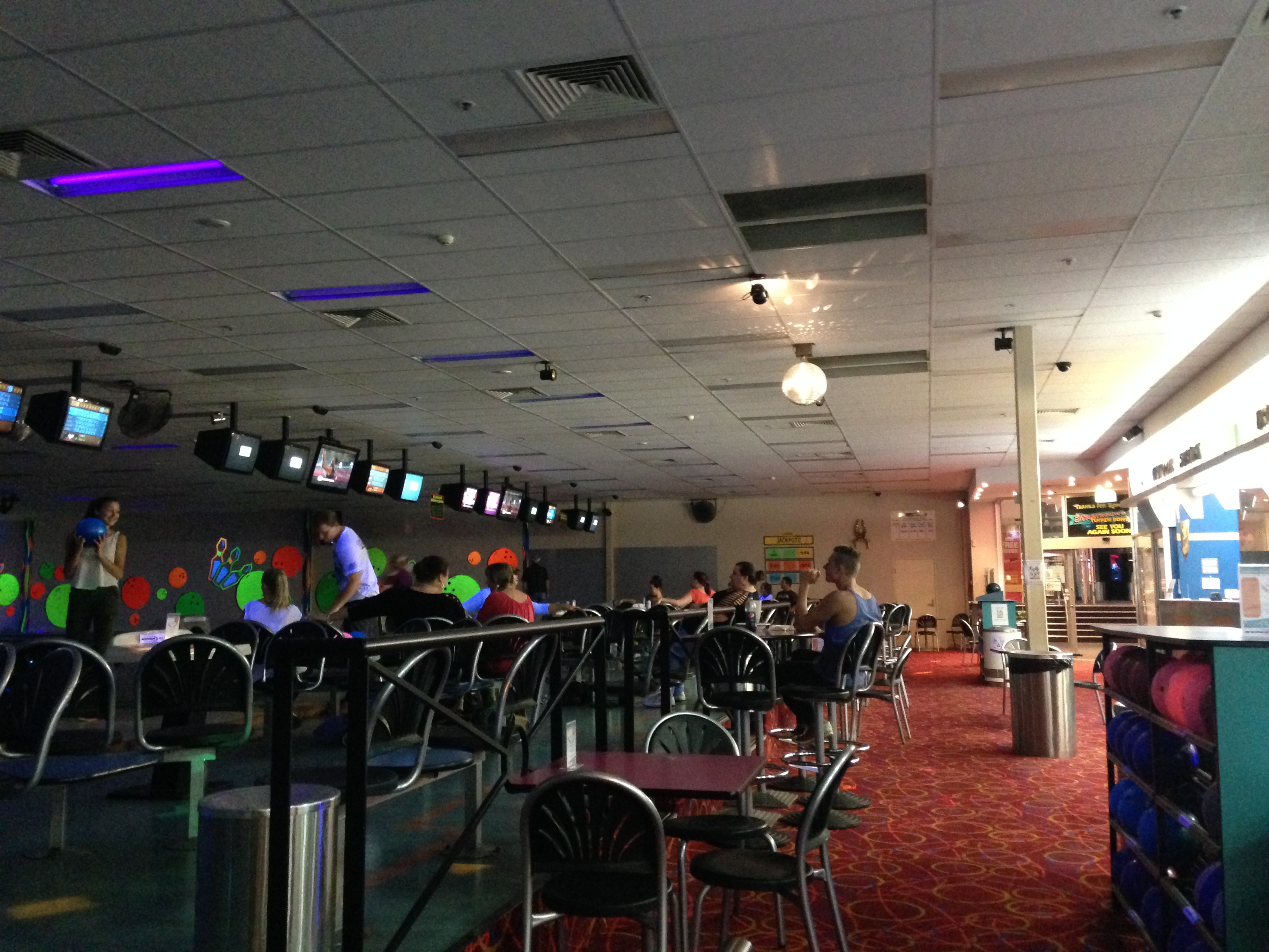 Bowling deals brisbane