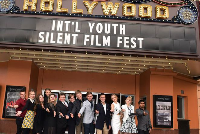 International Youth Silent Film Festival