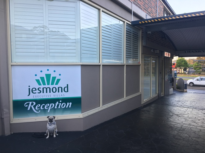 jesmond executive villas, newcastle, dog friendly, motel, apartment, hotel, accommodation, pet friendly, en suite, travel, new south wales, sydney