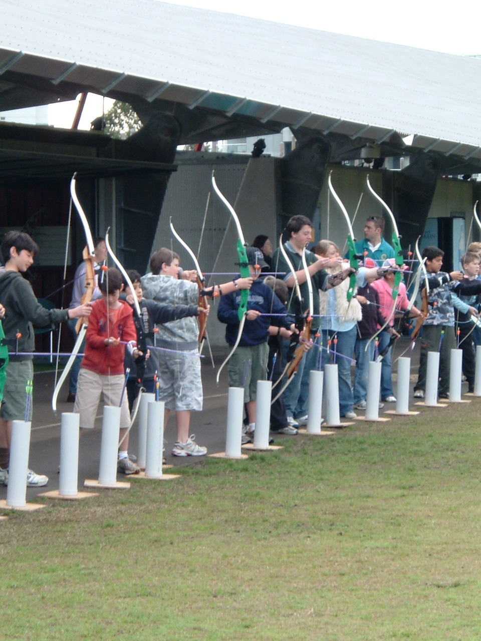 Kids On Target Archery Sydney Olympic Park