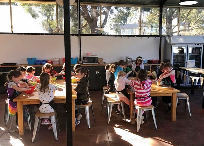 kids pantry, canberra, school holiday programs, october, 2018, workshops, cooking classes, kids, children, deakin, whats on,