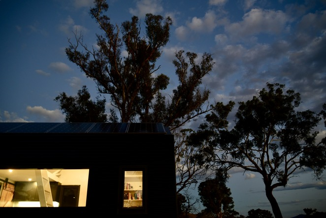 Kindled, Tiny House, Image by Jade Jackson, Bathurst Accommodation, glamping, off the grid accommodation, remote cabin