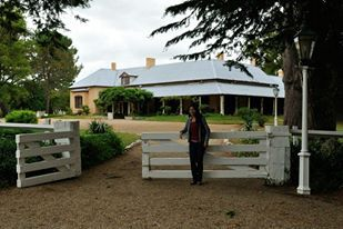 lanyon homestead tharwa colonial historic house