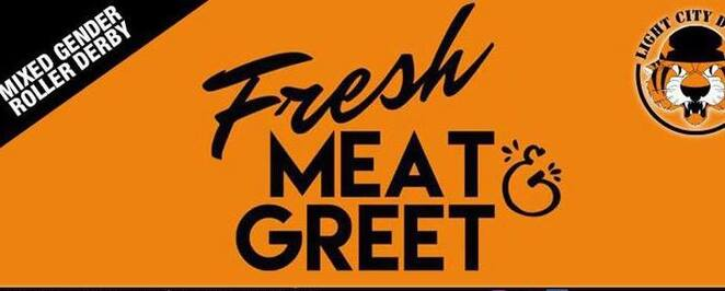 light city derby fresh meat greet and information night, light city derby, fresh meat greet and info night, lefevre community stadium, free sporting event, sport, health and fitness, join the club, come and try session, skaters