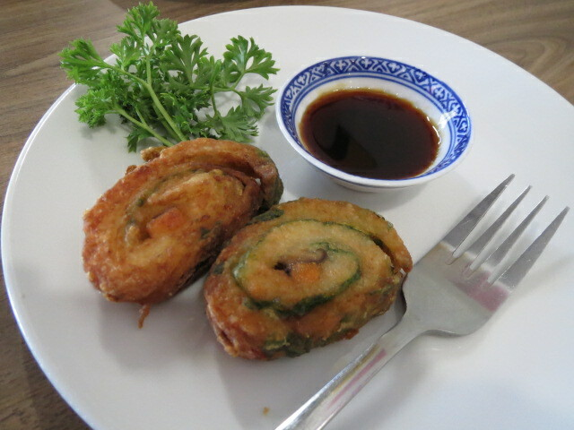 Mei Xin Chinese Cuisine, Cabbage Rolls, Adelaide