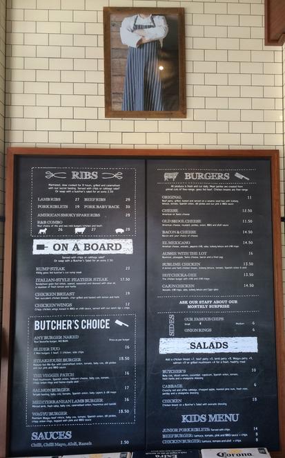 menu, ribs, burgers, james, fortitude, valley, restaurant